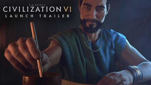 Релизный трейлер Civilization 6 Sid Meier's Civilization 6
